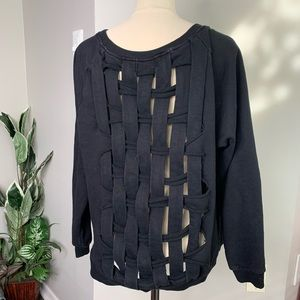 Forever 21 Open Weave Plus Size Sweater